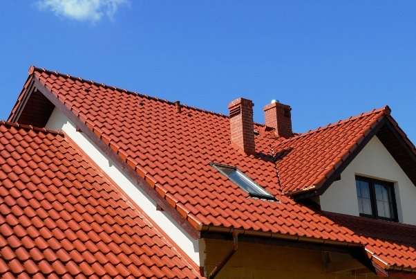 черепица на крышу вашего дома